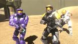 Doc, Wash, and Meta at Sandtrap