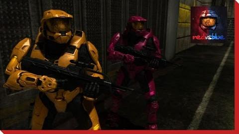 Chapter 9 – Red vs. Blue Season 6