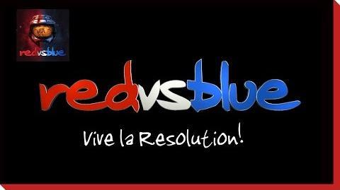 Vive la Resolution! - Red vs