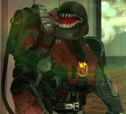 Sharkface AKA Insurrection Flamer