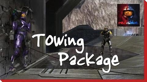 Towing Package – Chapter 6 – Red vs. Blue Season 8