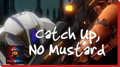 Catch Up, No Mustard - Episode 13 - Red vs