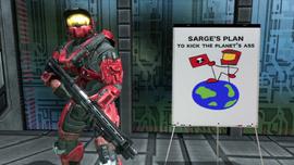 Sarge's Plan