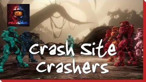 Crash Site Crashers - Episode 14 - Red vs