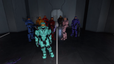 Crew see Meta suit