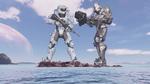 Tucker and Atlus giants