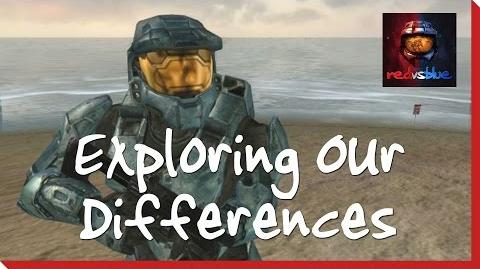 Exploring our Differences - Episode 66 - Red vs. Blue Season 4