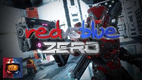 Red vs Blue ZERO SDCC Sneak Peak