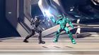 Felix and Tucker Sword Fight