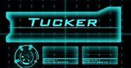 Tucker audio log