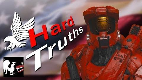 Hard Truths Red vs