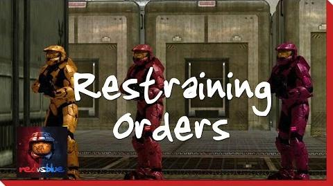 Restraining Orders – Chapter 11 – Red vs