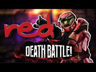 Red Team Gets Red-y for DEATH BATTLE!