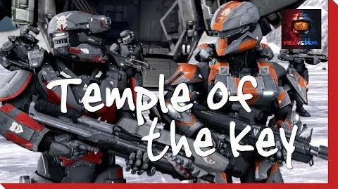 Temple of the Key - Episode 10 - Red vs