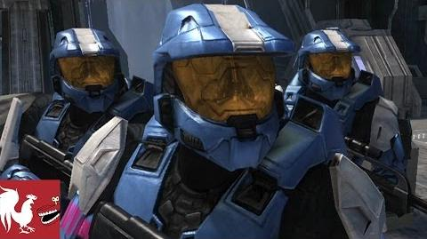 "The ""Mission"" - Episode 22 - Red vs. Blue Season 14"