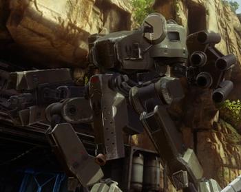 Halo 4 (Mantis)