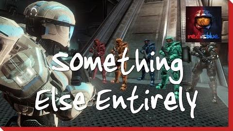 Something Else Entirely - Episode 3 - Red vs