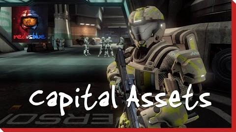 Capital Assets - Episode 2 - Red vs. Blue Season 13