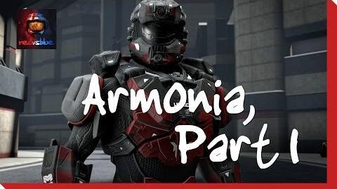 Armonia, Part One - Episode 15 - Red vs. Blue Season 13