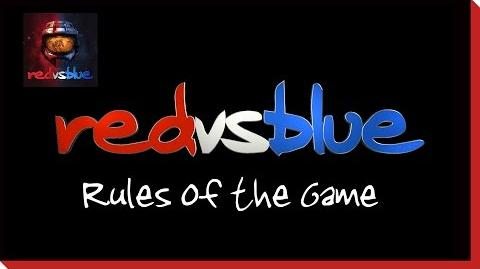 Season 5 - Grifball- Rules of the Game PSA - Red vs. Blue
