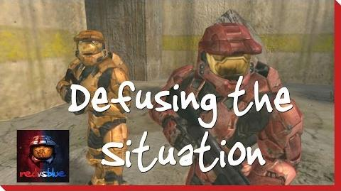 Defusing the Situation - Episode 55 - Red vs. Blue Season 3