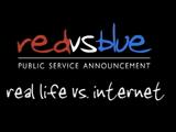Real Life vs. Internet