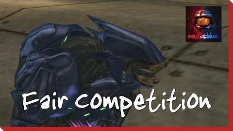 Fair Competition - Episode 61 - Red vs. Blue Season 4