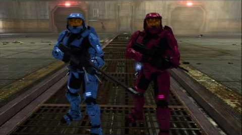 Red vs. Blue Grifball PSA Rules of the Game