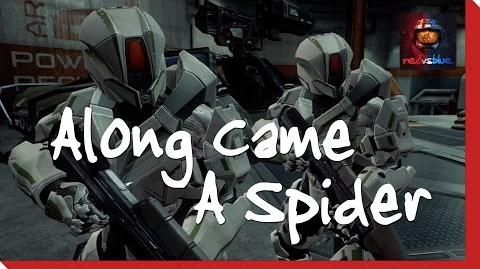 Along Came a Spider - Episode 6 - Red vs. Blue Season 13