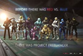 Freelancer Poster