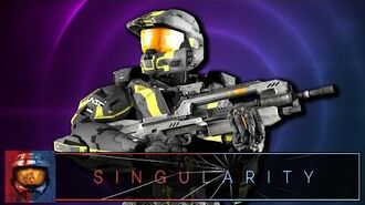 Red vs. Blue Singularity Episode 4 Breaching the Torus