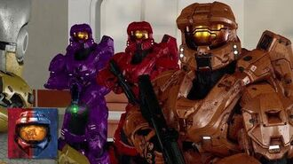 Red vs. Blue PSA Visit the Doctor!