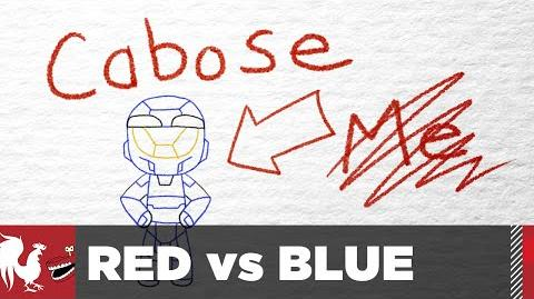 Coming up next on Red vs Blue Season 14 - Caboose's Guide to Making Friends