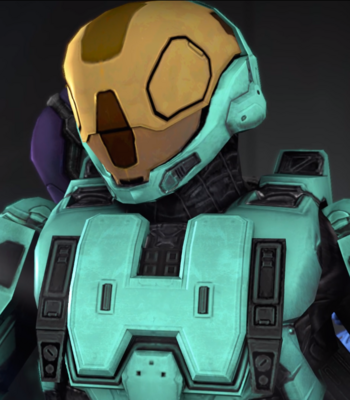 Halo 4 Meta Armor