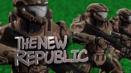New Republic - CG Graphic