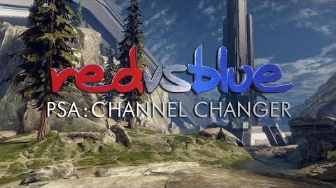 PSA Channel Changer - Red Vs