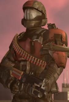 Red profile tfa