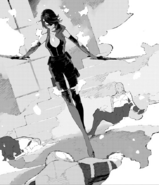 Chapter 13 (2018 manga) Cinder defeats the Atlas Soldiers