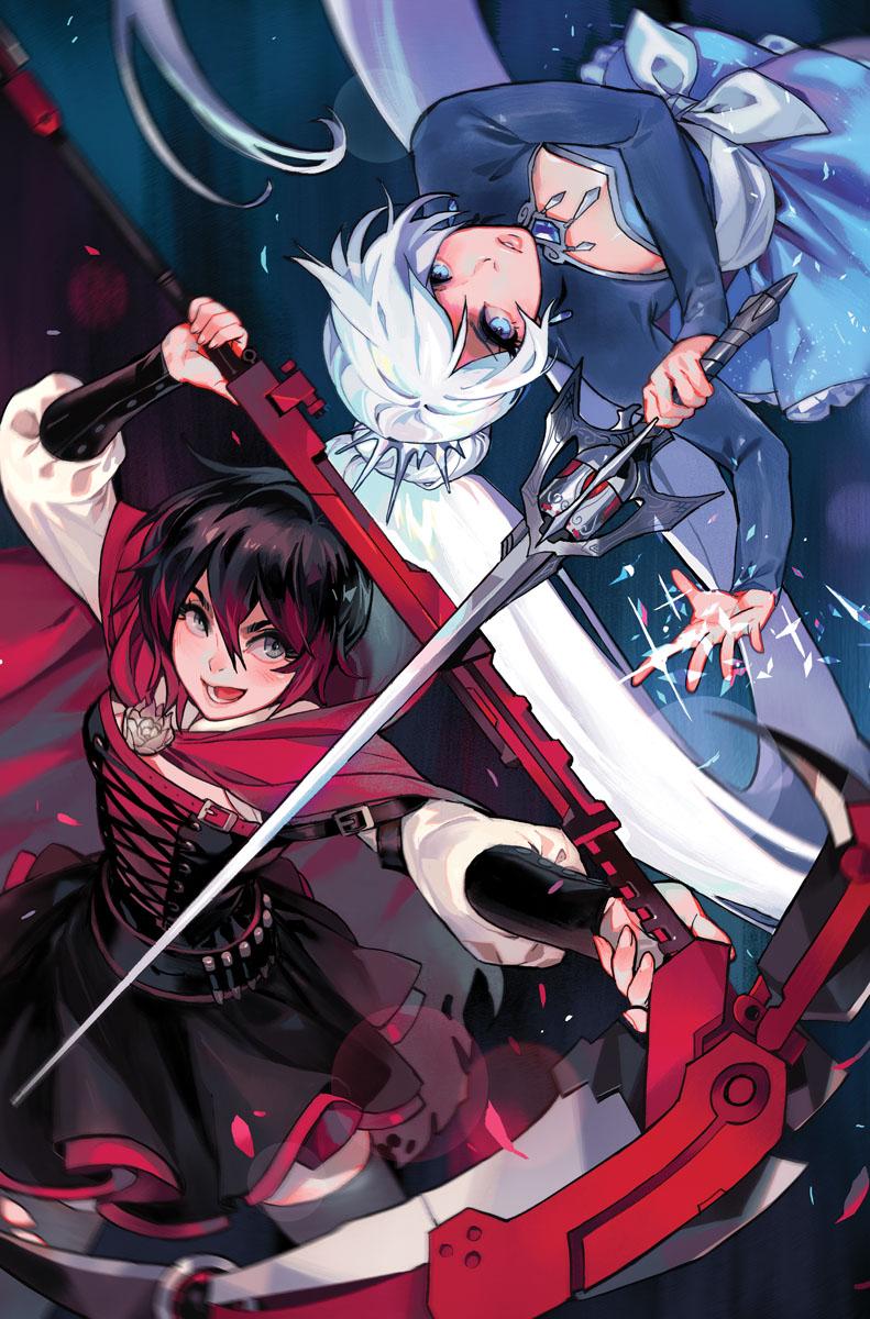 10 Reasons RWBY Is An Anime   CBR