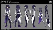 Blake Volume 7 outfit