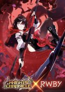 Knights Chronicle artwork of Ruby Rose
