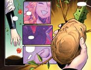RWBY DC Comics 5 (Chapter 10) Ruby thinking about Yang