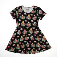 RWBY Kawaii Women's Floral Print Dress