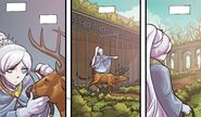 RWBY DC Comics 5 (Chapter 9) Weiss free the hailstone hind into the wild
