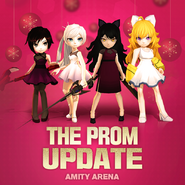 Amity Arena Prom Update