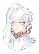 Weiss schnee renaissance water color by kristina nguyen
