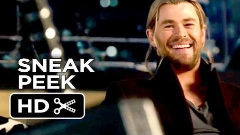 Avengers Age of Ultron Sneak Peek (2015) - New Avengers Movie HD