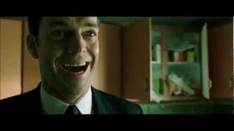 Agent Smith evil laugh from The Matrix Revolutions
