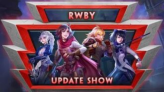 SMITE Team RWBY Gameplay Revealed