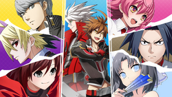 Extra (Cross Tag Battle, Episode Mode Illustration, 9,Type B)